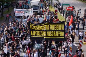 Tierbefreiung goes Blockupy 9